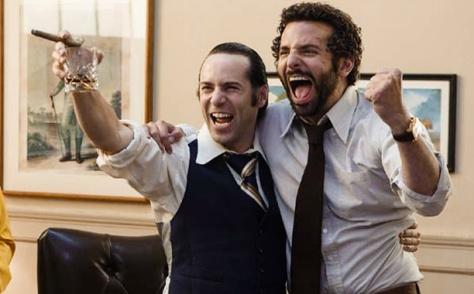 American Hustle - BCoop celebrates