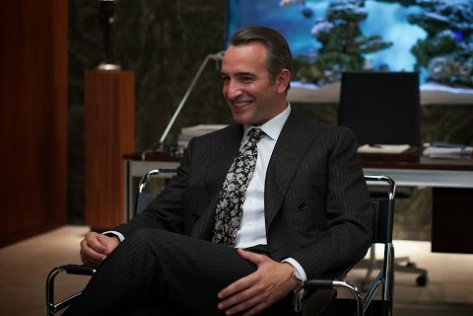 JEAN DUJARDIN oozing French charm