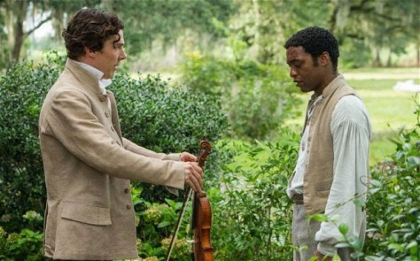 Benedict Cumberbatch and Chiwetel Ejiofor