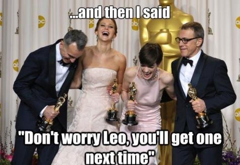 Leo oscar