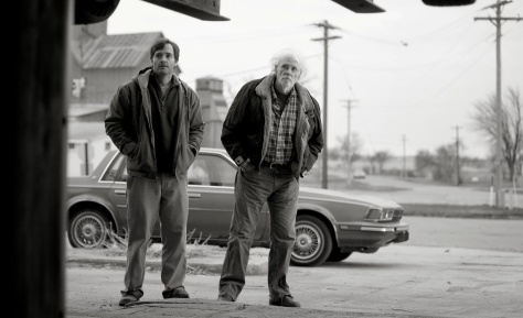 Will Forte and Bruce Dern