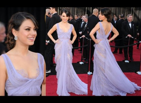 Mila Kunis killing it