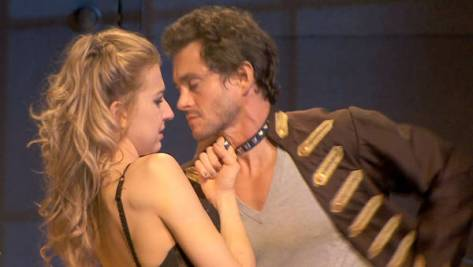 Nina Arianda & Hugh Dancy on Broadway
