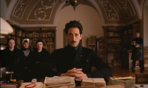 Adrien Brody as Dmitri