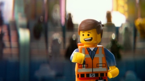 Just an ordinary guy... in an ordinary LEGO world