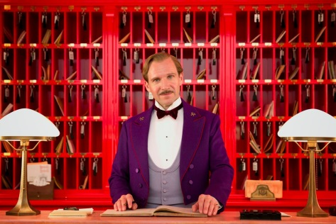 Welcome to the Grand Budapest Hotel...