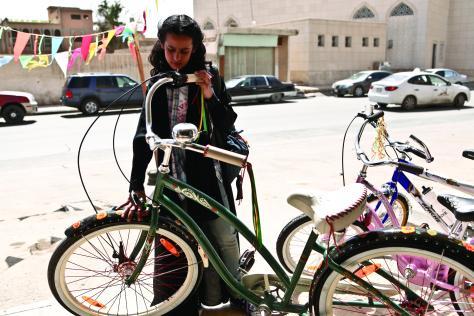 wadjda bike