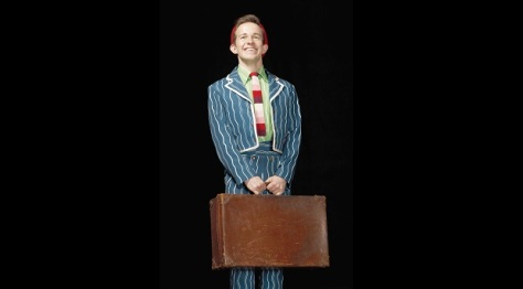 Edward Grey as Boq