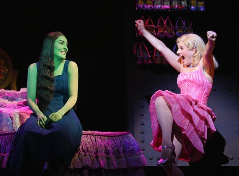Jemma Rix and Lucy Durack - 'Popular'