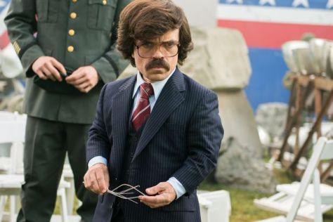 Peter Dinklage as Bolivar Trask