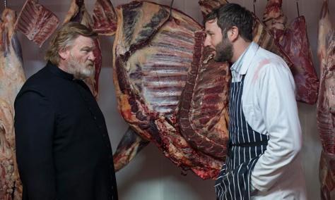Brendan Gleeson & Chris O'Dowd - love that guy!