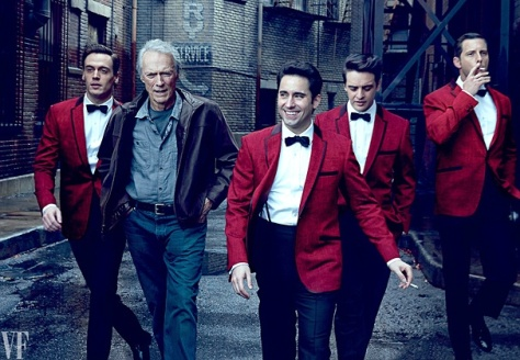 Clint Eastwood and the Jersey Boys