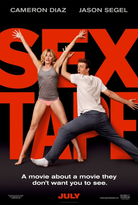 clairestbearestreviews_sextape_filmreview_poster