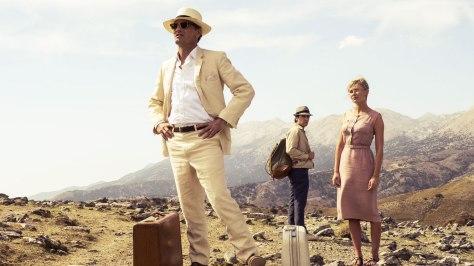 Viggo Mortensen, Oscar Isaac & Kirsten Dunst