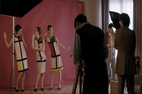 One of YSL's famous creations