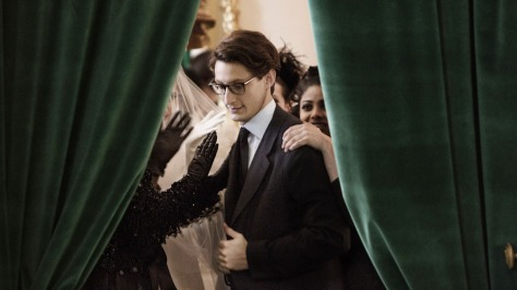 Pierre Niney as Yves Saint Laurent