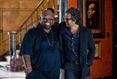 Cee Lo Green & Mark Ruffalo