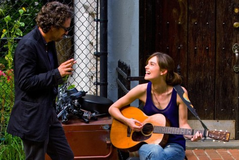 Mark Ruffalo & Keira Knightley