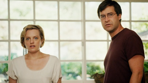 Elisabeth Moss & Mark Duplass
