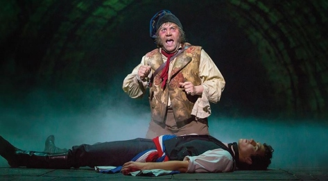 Trevor Ashley as Thenardier