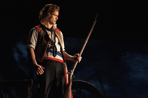 Chris Durling as Enjolras