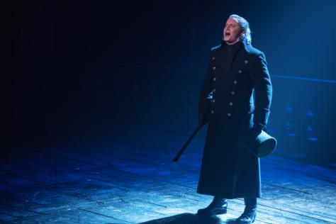 Hayden Tee as Inspector Javert
