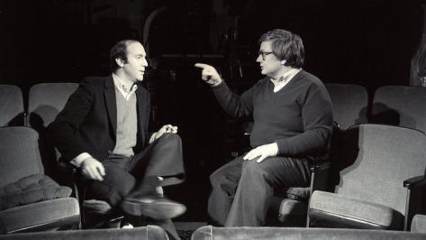 Gene Siskel & Roger Ebert