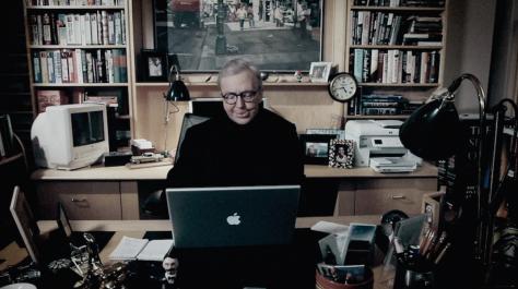 Ebert in later years