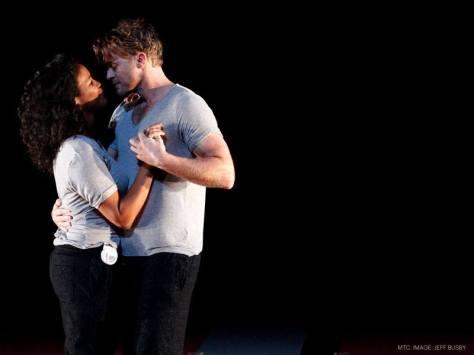 Zahra Newman & Nathaniel Dean