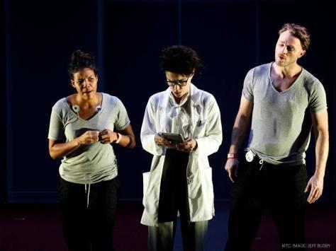 Zahra Newman, Sigrid Thornton & Nathaniel Dean