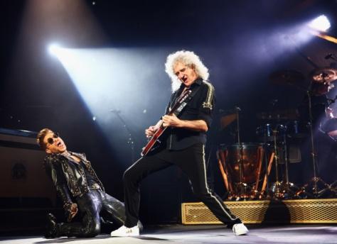Adam Lambert & Brian May