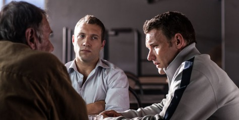 Tom Wilkinson, Jai Courtney, & Joel Edgerton