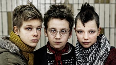 Liv LeMoyne, Mira Barkhammar, & Mira Grosin