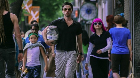 Pierce Gagnon, Zach Braff, & Joey King