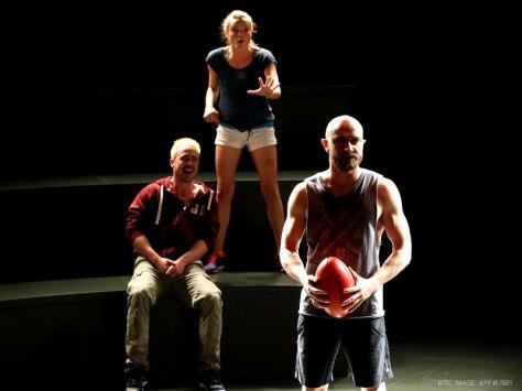 Ben O'Toole, Anna Samson, & Josh McConville