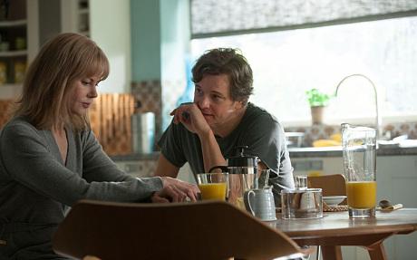 Nicole Kidman & Colin Firth