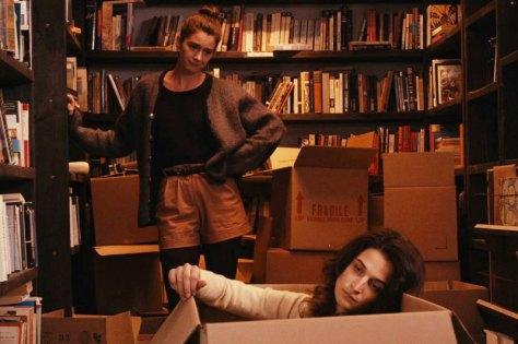 Gaby Hoffman & Jenny Slate
