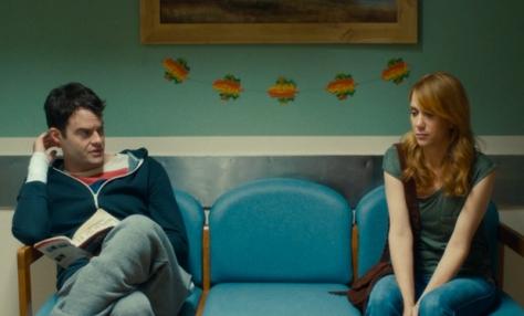 Bill Hader & Kristen Wiig