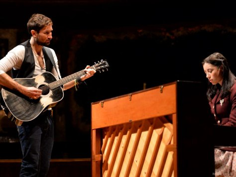Tom Parsons & Madeleine Jones