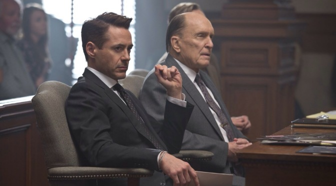 FILM REVIEW: The Judge