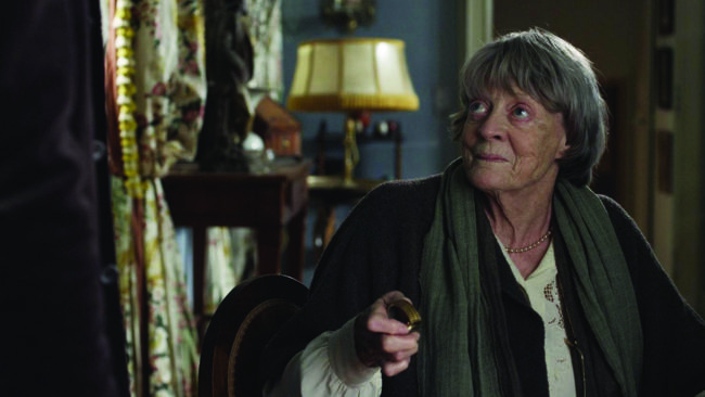 FILM REVIEW: My Old Lady