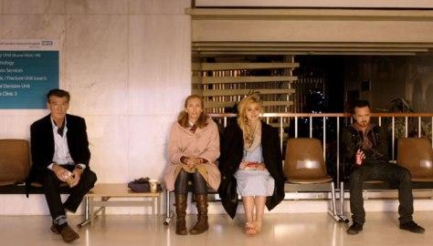 Pierce Brosnan, Toni Collette, Imogen Poots & Aaron Paul