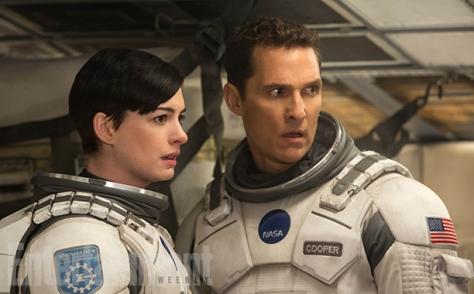Anne Hathaway & Matthew McConaughey