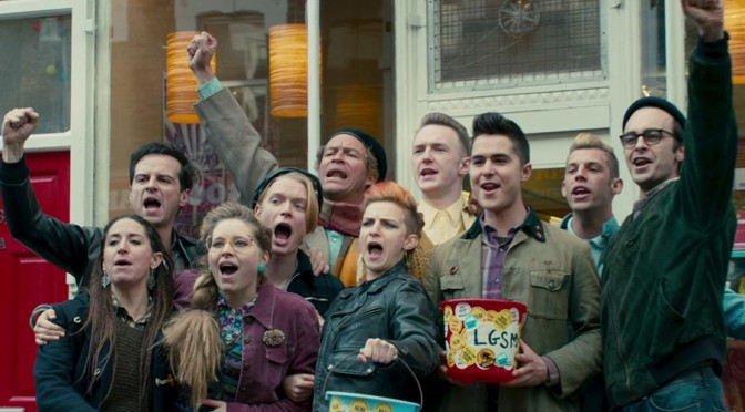 FILM REVIEW: Pride