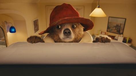 Glimpse of Paddington the movie star