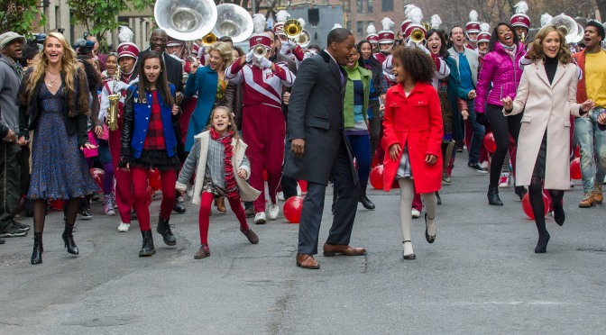FILM REVIEW: Annie