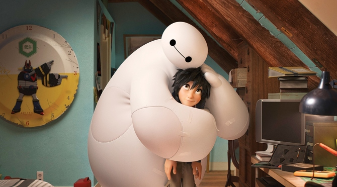 FILM REVIEW: Big Hero 6