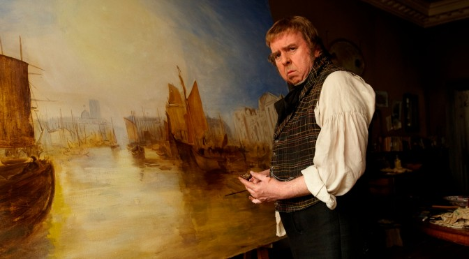 FILM REVIEW: Mr Turner