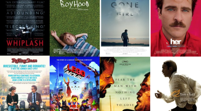 The Best of 2014 in Film