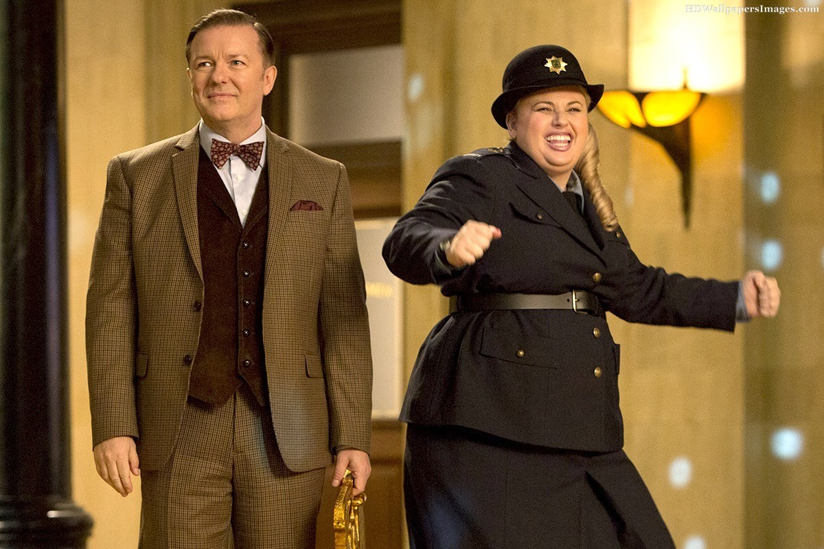 film review: night at the museum: secret of the tomb